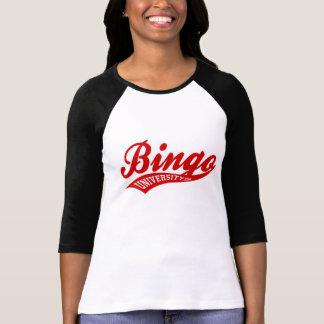 El bingo U se divierte la camisa del jersey de las