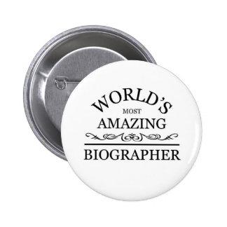 El biógrafo más asombroso del mundo pin