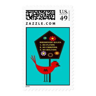 El Birdhouse gobierna el sello