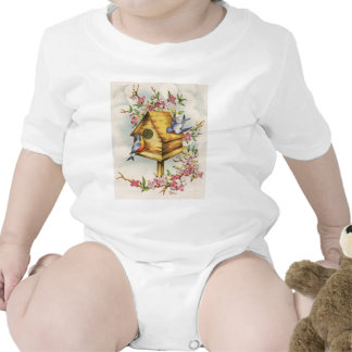 El Birdhouse Trajes De Bebé