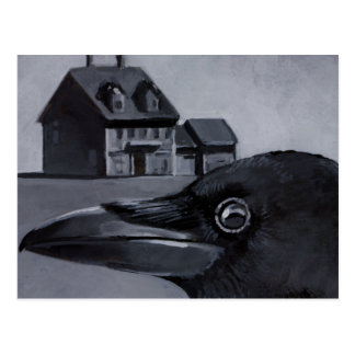 El Birdhouse Postales