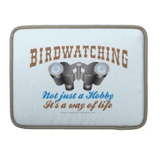 El Birdwatching Fundas Para Macbook Pro