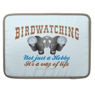 El Birdwatching Funda Para Macbooks