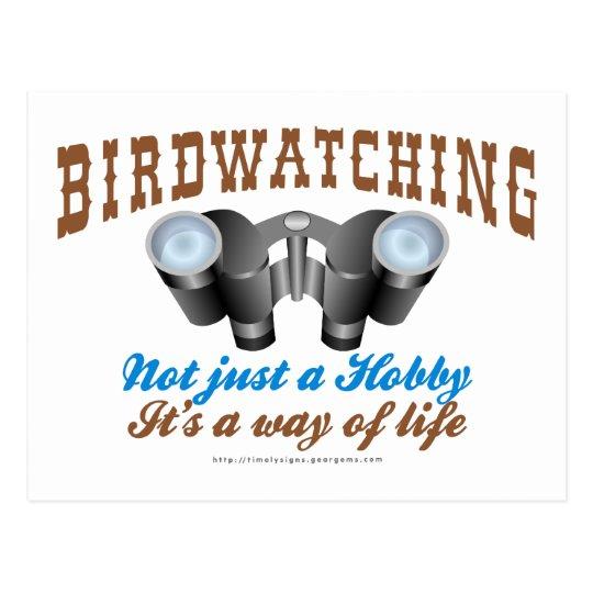 El Birdwatching Postal