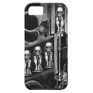 El Birthmachine Funda Para iPhone SE/5/5s