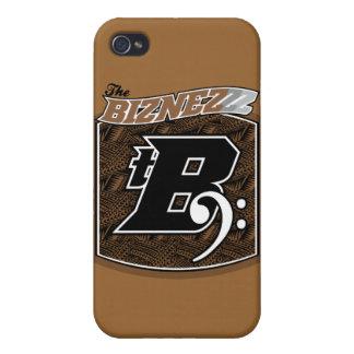 El Biznezzz iPhone 4/4S Carcasa