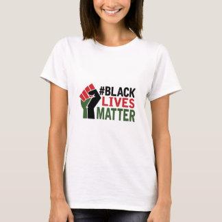 El #Black vive materia Playera