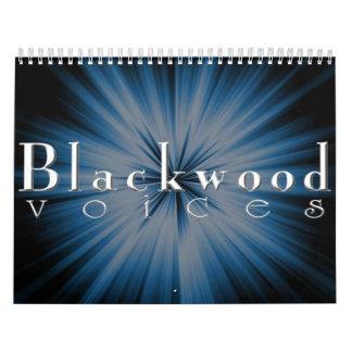El Blackwood expresa el calendario 2009