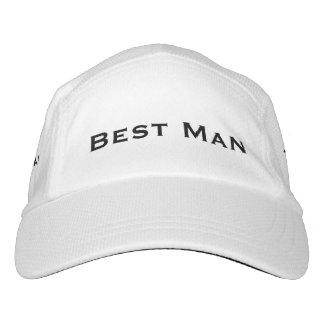 El blanco adaptable del mejor hombre se divierte