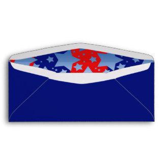 El blanco azul protagoniza rayas azules rojas