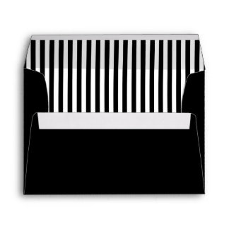 El blanco de PixDezines raya color de liner/DIY Sobres