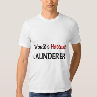 El blanqueador más caliente de los mundos poleras