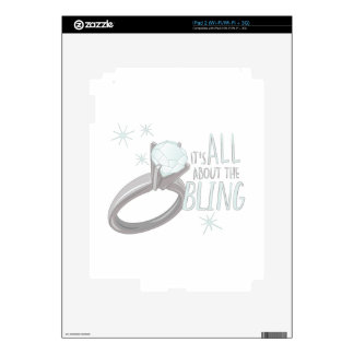 El Bling Skin Para El iPad 2