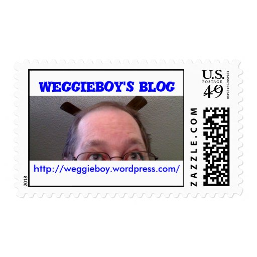 el blog de los weggieboy, http://weggieb.. sello