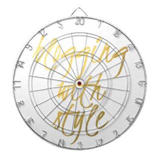 El Blogging con el estilo - escritura del oro