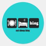El blogging divertido etiqueta