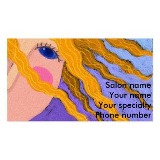 El Blonde destaca la tarjeta de visita del estilis