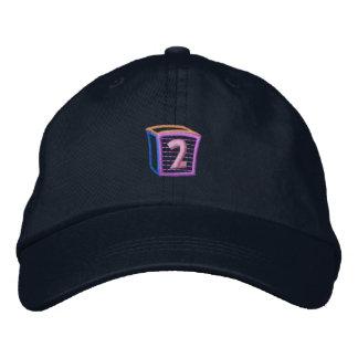 El bloque 2 de los niños gorra de béisbol