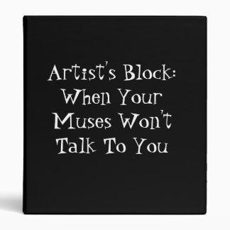 """El bloque del artista carpeta 1"""""""
