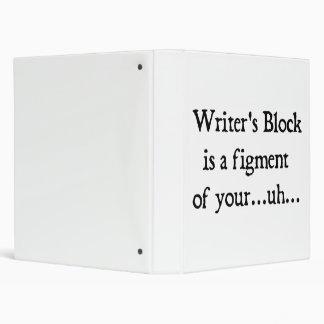 "El bloque del escritor carpeta 1"""