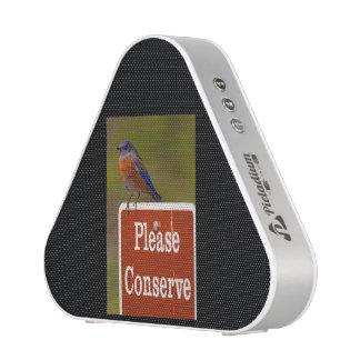El Bluebird, conserva por favor Altavoz Bluetooth