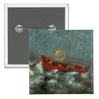El Boat rojo, 1905 Pins