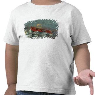 El Boat rojo, 1905 Camisetas