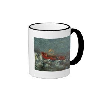 El Boat rojo, 1905 Tazas De Café