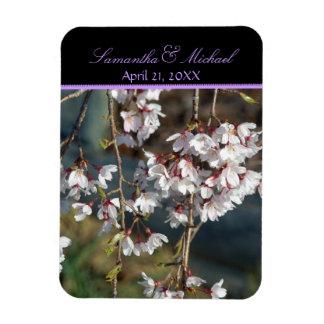 El boda de la cereza que llora ahorra el premio Ma Imanes Rectangulares