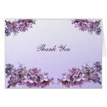 El boda de la lila le agradece felicitación
