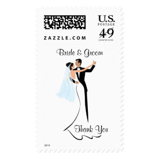 El boda de novia y del novio le agradece sello