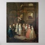 El boda de Stephen Beckingham y de Maria $cox Póster