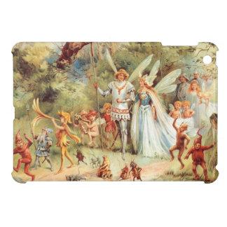 El boda de Thumbelina en el bosque
