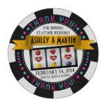 El boda del destino del casino de Vegas le agradec