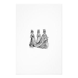 El boda del renacimiento papelería de diseño