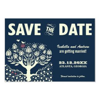 El boda floreciente del árbol de amor ahorra la