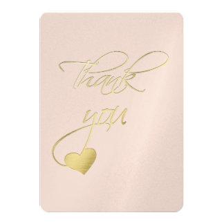 """El boda grabado en relieve oro de la caligrafía invitación 5"""" x 7"""""""