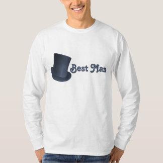 El Boda-Mejor hombre del pingüino Camisas