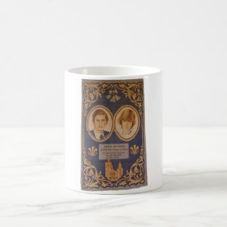 El boda real: taza clásica