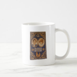 El boda real: taza de café
