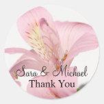 El boda tropical de la flor le agradece etiquetar