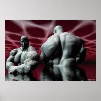 el bodybuilder posters