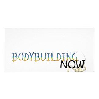 El Bodybuilding SUPERIOR ahora Tarjeta Fotografica