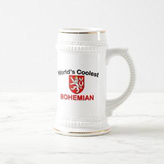 El bohemio más fresco taza de café