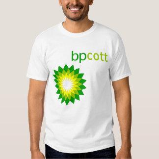 El boicoteo BP engrasa las camisetas, las bolsas Playeras