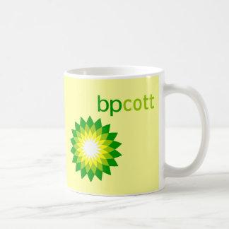 El boicoteo BP engrasa las camisetas, las bolsas Taza De Café