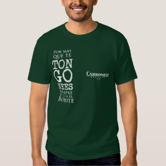 El Bojote T-Shirt