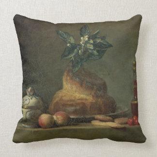 El bollo de leche o el postre, 1763 (aceite en lon almohadas