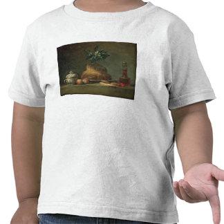 El bollo de leche o el postre, 1763 (aceite en camiseta
