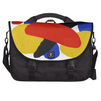 El bolso coloreado ordenador portátil Calder inspi Bolsas De Portatil